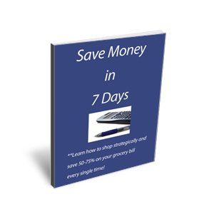 Save Money in 7 Days Ebook Book Cover2