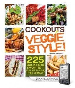 FREE E-Book: Cookouts Veggie Style-225 Recipes!
