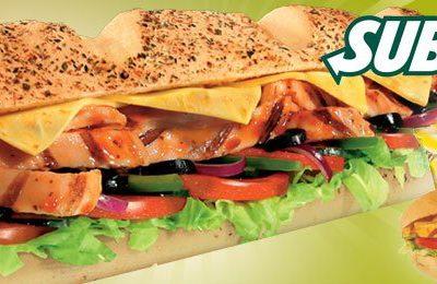 Saveology:  $6.50 for $10 Worth of Subway *Smoking Hot Deal!*