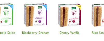 3 High Value Kashi GoLean & TLC Bars & Snack Cracker Coupons