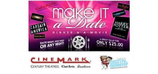 Cinemark moviegoer coupon