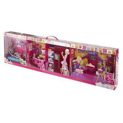 Barbie Estate Big Box Furniture Set Just $24.99 Plus Tax/Shipping (Normally  $49.99)
