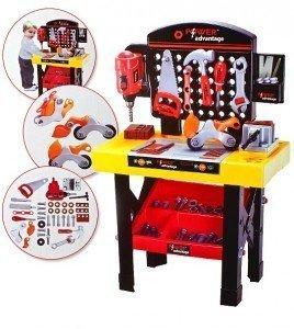 40+ Piece Power Advantage Construction & Fix-It Play Workshop $29.99 Shipped