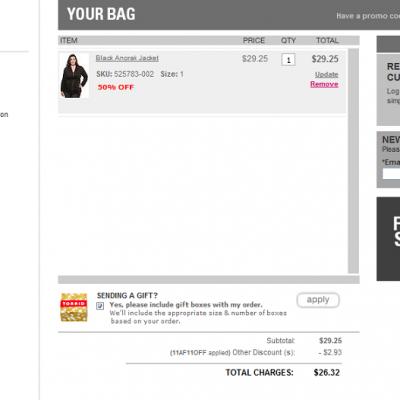 Torrid Outerwear Sale Plus Promo Code!