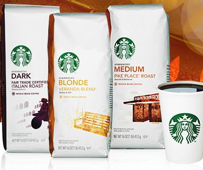 Free Coffee Tasting Event at Starbucks, January 12-14!