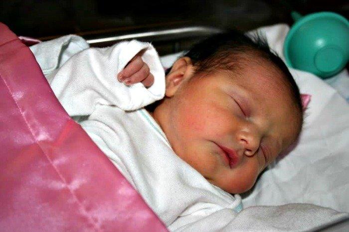 Baby Lizzie