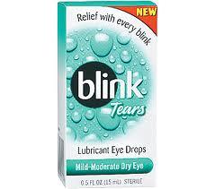 $1/1 Blink Tears Printable Coupon + Deal Scenario!