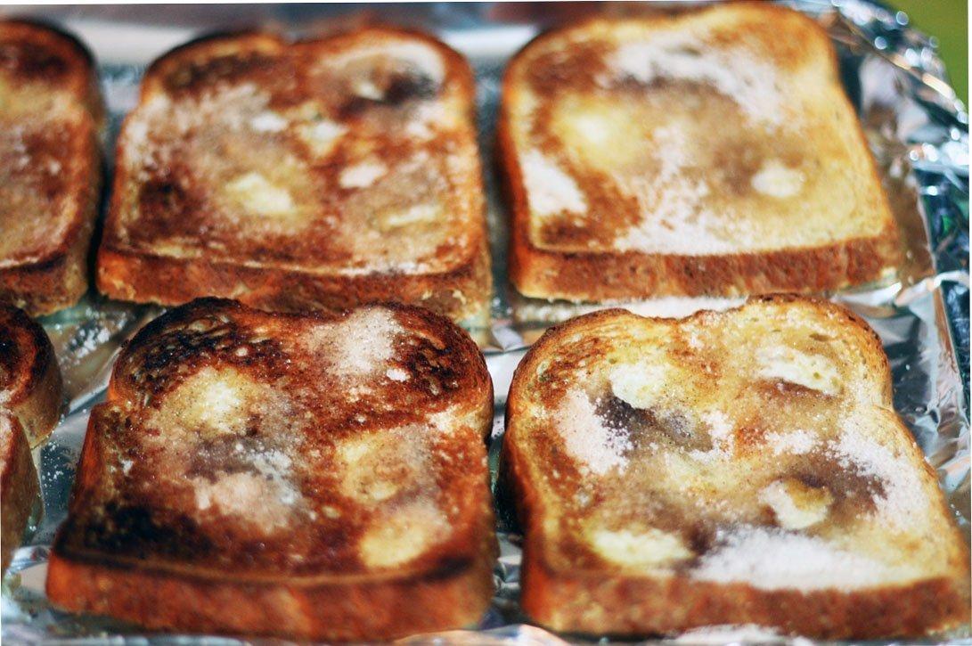 Cinnamon Toast Recipe: A Special Good Morning Treat