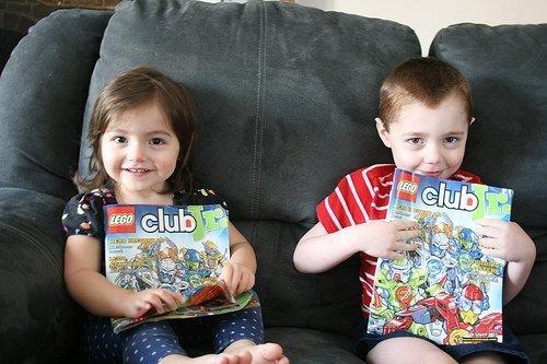 Free Lego Club Magazine Subscription