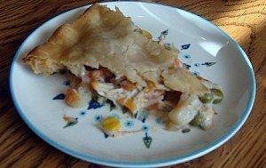 Frugal Recipes: Quick & Easy Chicken Pot Pie Recipe