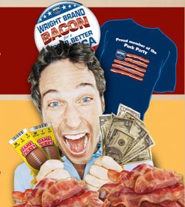 Win Bacon! Enter to Win a Bigger, Better BACON Party