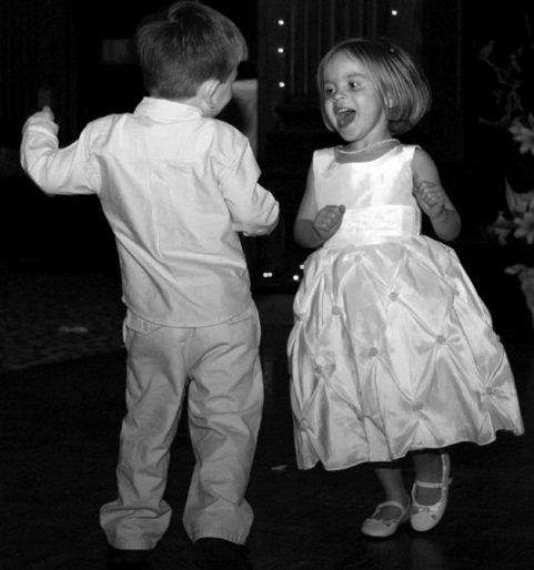 Finnerud dancing