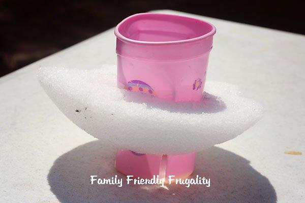 Make A Chlorine Floater