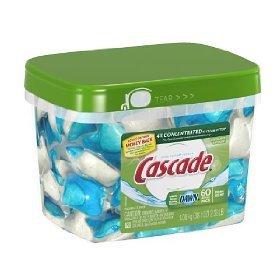 Cascade ActionPacs, just $0.16/load!