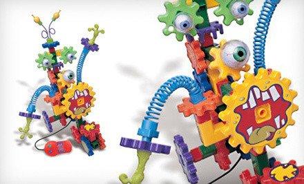 Gears! Crazy Creatures Building Set, just $24!