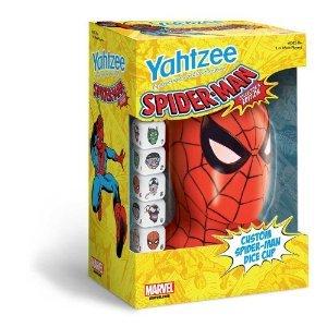 Spider-Man Yahtzee Only $9.99 (Reg, $20)