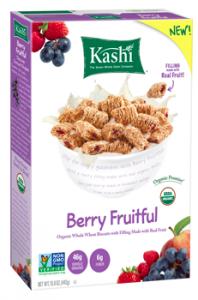 Kashi Berry Fruitful Cereal Only $1 at Target!