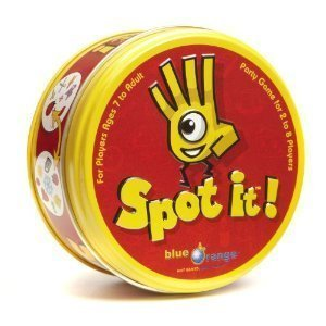 Christmas Flash Giveaway #1: Win the Game Spot It!