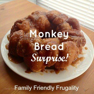 Monkey Bread Recipe – With A Surprise Stuffed Inside!