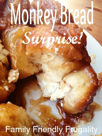 recipe for monkey bread