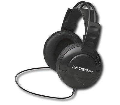 Koss – UR20 Home Stereo Headphone, $9.99 Shipped!