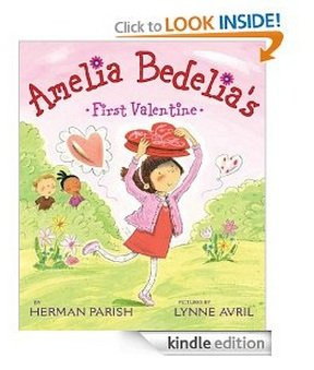 Amelia Bedelia's First Valentine, Kindle Edition, $2.99!