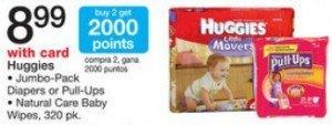 Huggies Diapers Just $4.99 Pack at Walgreens This Week w/ Huggies Coupon
