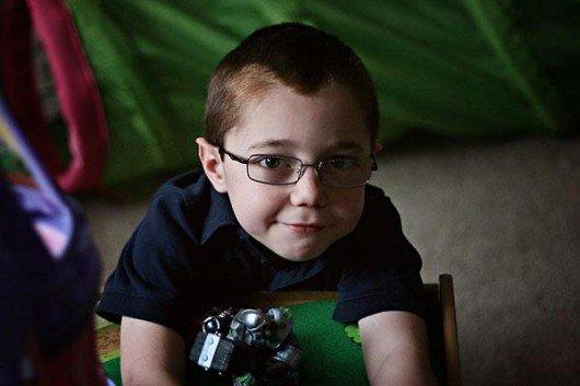 Happy Birthday Noah! My Little Guy is SIX!