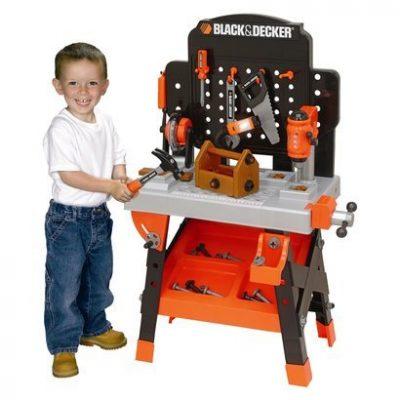 Black and Decker Junior Power Workshop On Sale $39.99 (Reg. $79.99)!