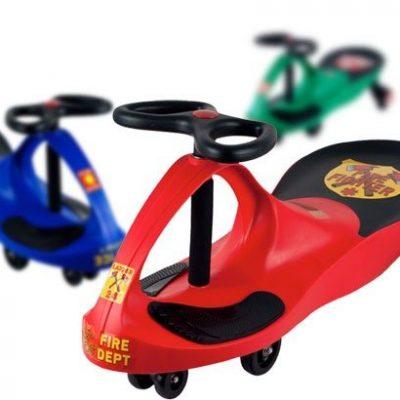 Kids Woot! Lil' Rider Wiggle Car, $29.99!
