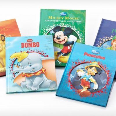 Disney Classics 5 Book Set, $14.99!