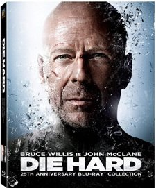 Father's Day Gift Idea – Die Hard 25th Anniversary Collection (Blu-ray), $24.99