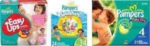Target: Free $5 Gift Card wyb 2 Jumbo Packs of Pampers (with Deal Scenarios)