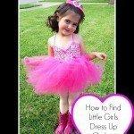 Little Girl Dress Up Clothes