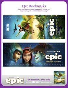 Giveaway: Enter to WIN an Epic Blu-Ray #EpicDay