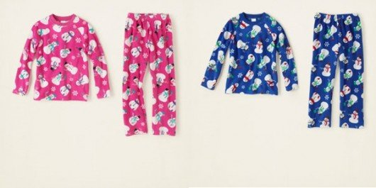 Today Only The Children's Place: Kid's Pajamas as low as $7.50 shipped!!
