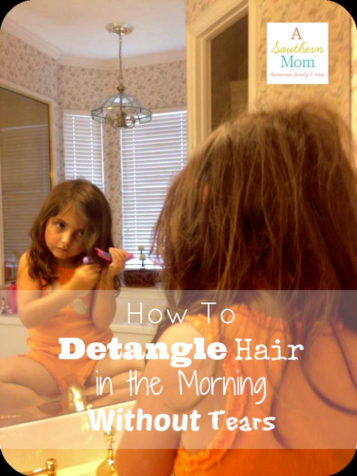 detangle-hair
