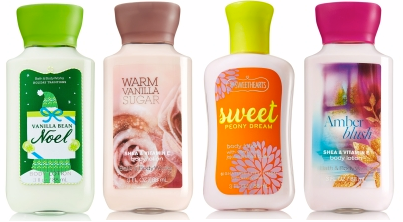 FREE Signature Collection Travel Size Body Lotion $5 Value at Bath & Body Works!!!