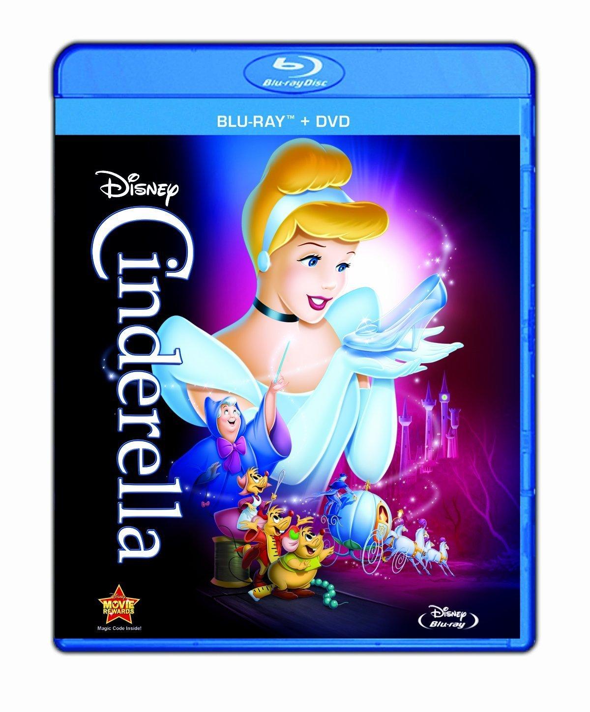Cinderella Diamond Edition Blu-ray/DVD Combo Pack $16.99 (Reg. $39.99)!