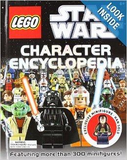 LEGO Star Wars Character Encyclopeida Just $9.49 (Reg $18.99)