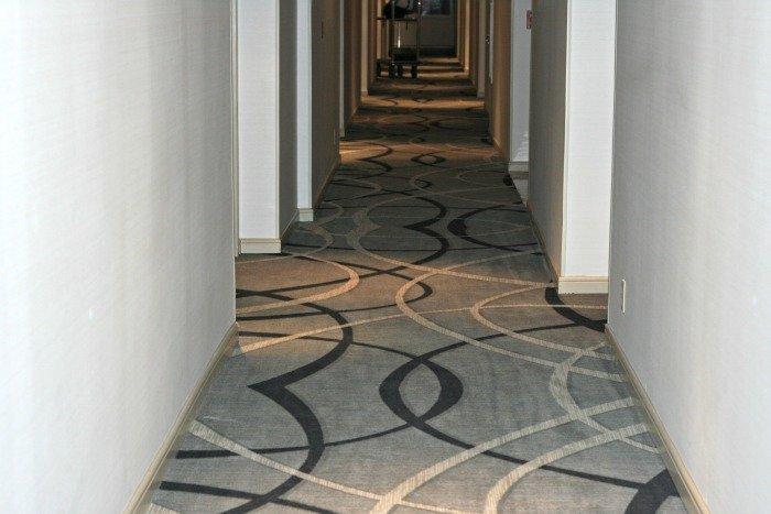 royal sonesta newly renovated floors
