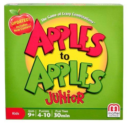 Amazon: Apples to Apples Junior $10 (Reg. 21.99)!