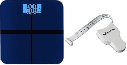 Amazon: BalanceFrom High Accuracy Memory Track Premium Digital Bathroom Scale $19.95 (Reg. $69.95)!
