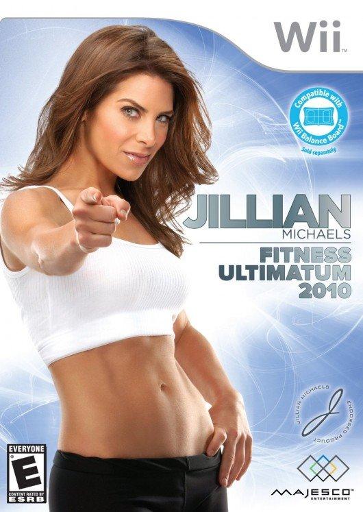 Amazon: Jillian Michaels Fitness Ultimatum; Nintendo Wii $6.65 (Reg. $19.99)!