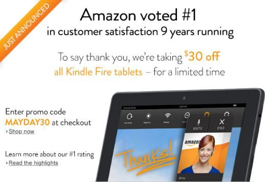Amazon: $30 off all Kindle Fire tablets as low as $109!