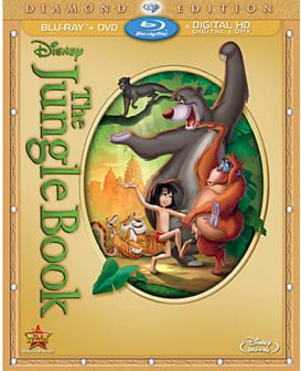 Disney Store: Pre-Order The Jungle Book Blu-ray Diamond Edition $24.95!