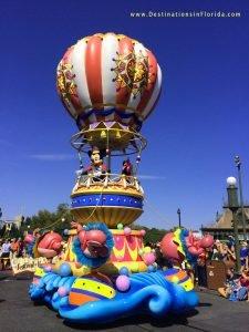 What is New Around Walt Disney World
