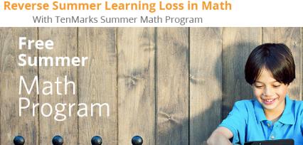 FREE Summer Math Program ($39.95 Value)
