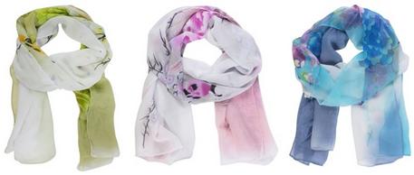 flowerscarves