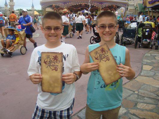 Planning a Great Walt Disney World Vacation for Boys